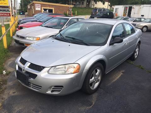2005 Dodge Stratus for sale in Gary, IN