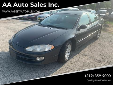 1999 Dodge Intrepid for sale in Gary, IN