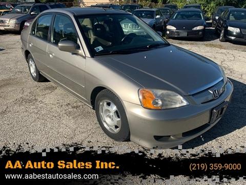 2003 Honda Civic for sale in Gary, IN