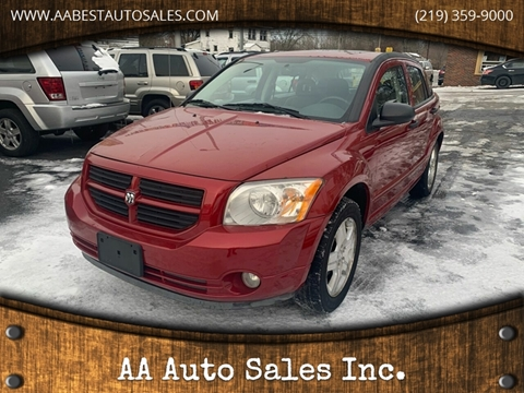 2007 Dodge Caliber for sale in Gary, IN