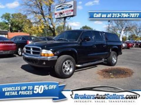 2000 Dodge Dakota for sale in Taylor, MI