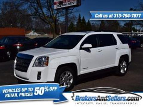 2015 GMC Terrain for sale in Taylor, MI