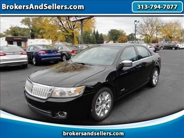 2007 Lincoln MKZ for sale in Taylor, MI