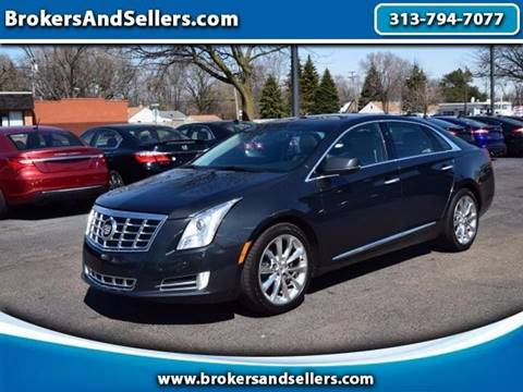 2013 Cadillac XTS for sale in Taylor, MI