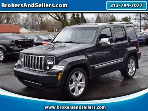 2011 Jeep Liberty for sale in Taylor, MI