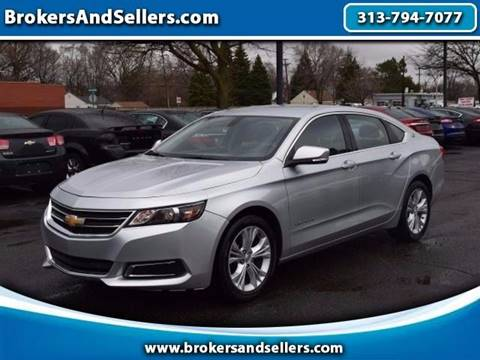 2014 Chevrolet Impala for sale in Taylor, MI