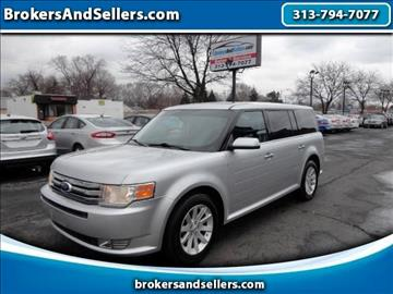 2011 Ford Flex for sale in Taylor, MI