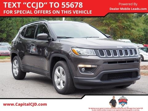 2018 Jeep Compass for sale in Garner, NC