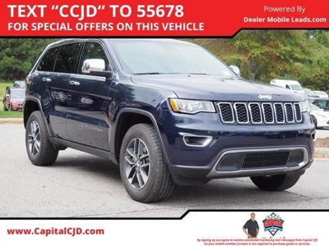 2018 Jeep Grand Cherokee for sale in Garner, NC
