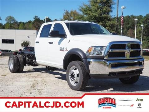 2018 RAM Ram Chassis 4500 for sale in Garner, NC