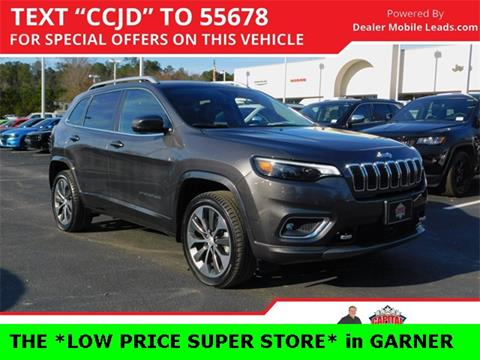 2019 Jeep Cherokee for sale in Garner, NC