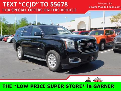 2015 GMC Yukon for sale in Garner, NC