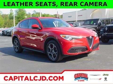 2018 Alfa Romeo Stelvio for sale in Garner, NC