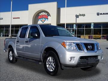 2016 Nissan Frontier for sale in Garner, NC