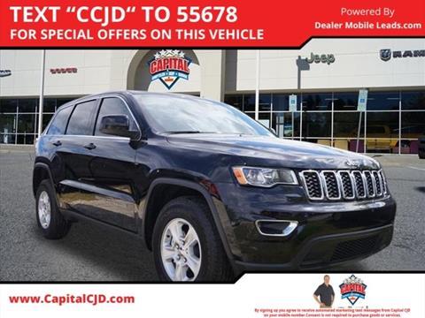 2017 Jeep Grand Cherokee for sale in Garner, NC