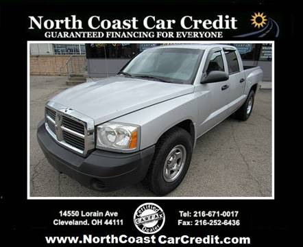 2006 Dodge Dakota for sale in Cleveland, OH