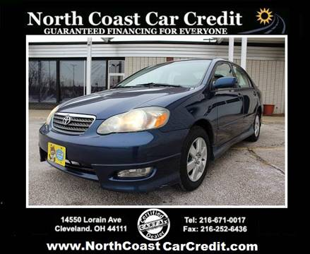 2008 Toyota Corolla for sale in Cleveland, OH