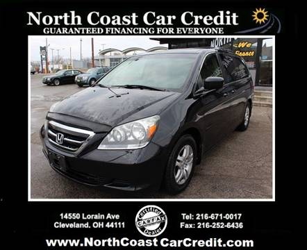 2005 Honda Odyssey for sale in Cleveland, OH