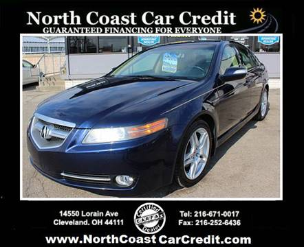 2008 Acura TL for sale in Cleveland, OH
