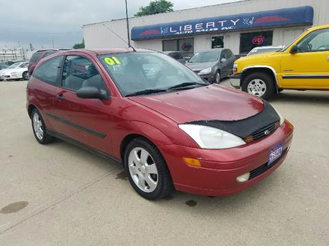 2001 Ford Focus for sale in Merrill, IA