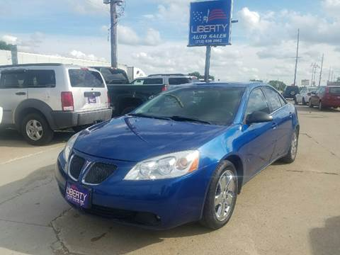 2006 Pontiac G6 for sale in Merrill, IA