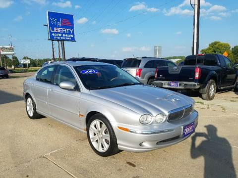 2003 Jaguar X-Type for sale in Merrill, IA