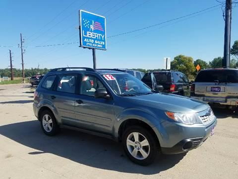 2012 Subaru Forester for sale in Merrill, IA