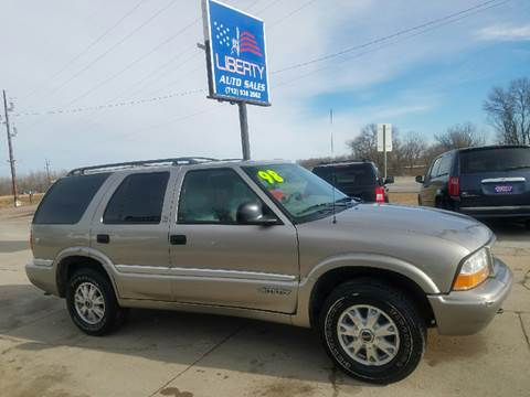 1998 GMC Jimmy for sale in Merrill, IA
