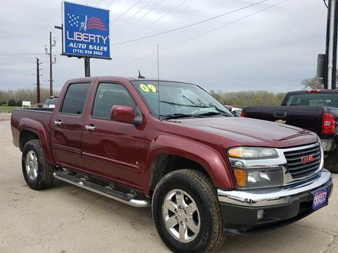 2009 GMC Canyon for sale in Merrill, IA