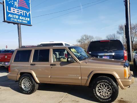 1999 Jeep Cherokee for sale in Merrill, IA