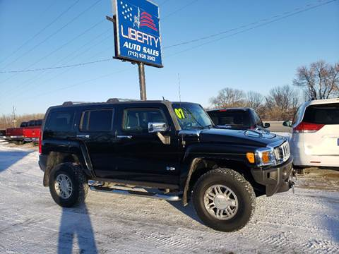 2007 HUMMER H3 for sale in Merrill, IA