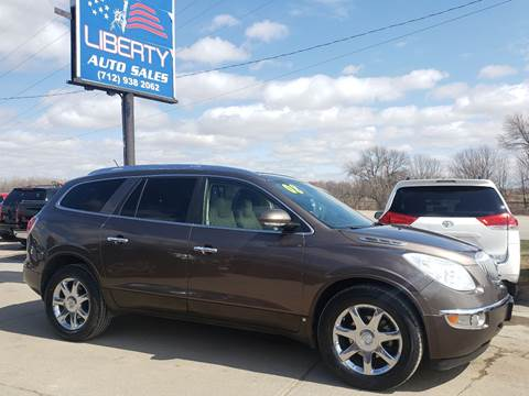 2008 Buick Enclave for sale at Liberty Auto Sales in Merrill IA