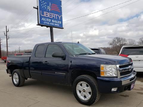 2011 Chevrolet Silverado 1500 for sale at Liberty Auto Sales in Merrill IA