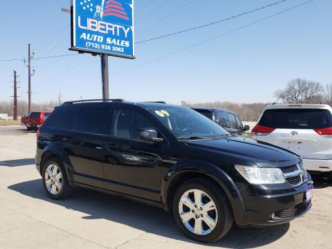 2009 Dodge Journey for sale at Liberty Auto Sales in Merrill IA