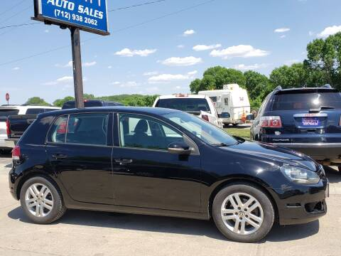 2010 Volkswagen Golf for sale at Liberty Auto Sales in Merrill IA