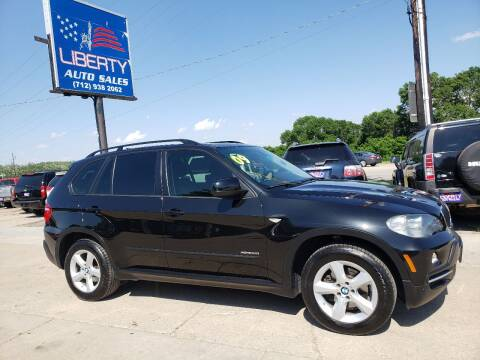 2009 BMW X5 for sale at Liberty Auto Sales in Merrill IA