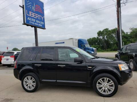 2009 Land Rover LR2 for sale at Liberty Auto Sales in Merrill IA