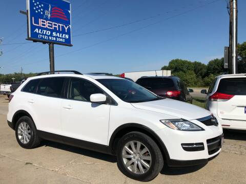 2008 Mazda CX-9 for sale at Liberty Auto Sales in Merrill IA