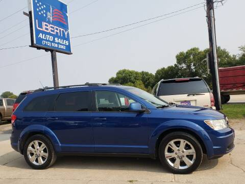2010 Dodge Journey for sale at Liberty Auto Sales in Merrill IA