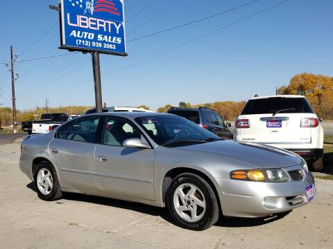 2004 Pontiac Bonneville for sale at Liberty Auto Sales in Merrill IA