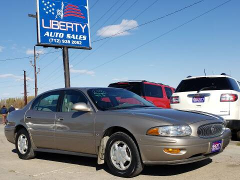 2001 Buick LeSabre for sale at Liberty Auto Sales in Merrill IA