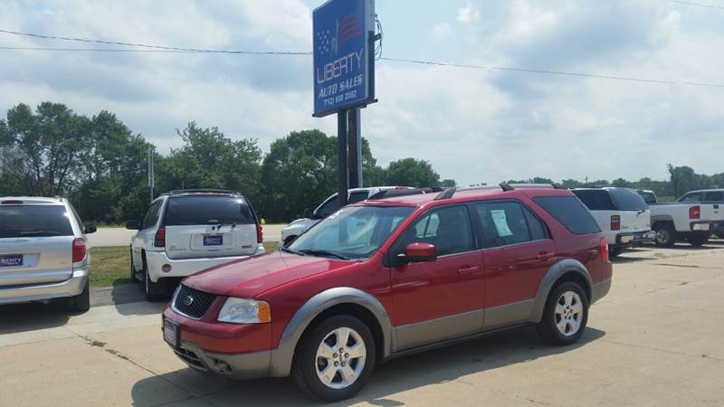 2005 Ford Freestyle for sale at Liberty Auto Sales in Merrill IA