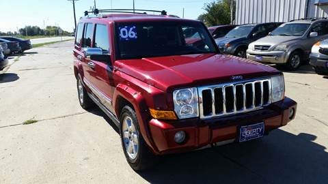 2006 Jeep Commander for sale in Merrill, IA