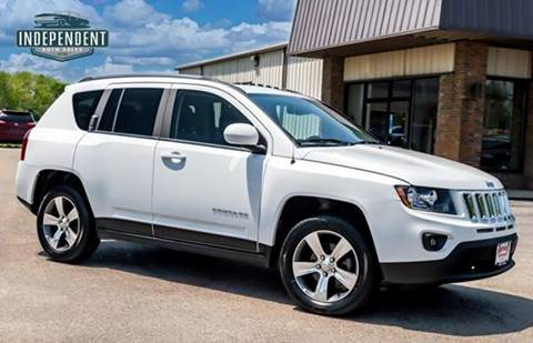 2016 Jeep Compass for sale in Troy, OH