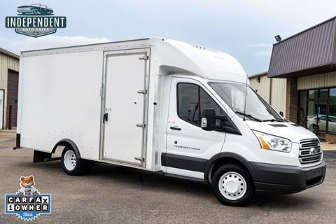 Ford Transit Cutaway >> 2016 Ford Transit Cutaway For Sale In Troy Oh