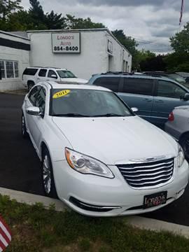 2011 Chrysler 200 for sale in Collingswood, NJ