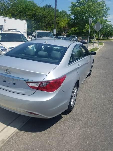 2012 Hyundai Sonata GLS 4dr Sedan - Collingswood NJ