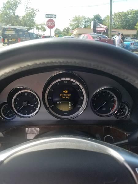 2012 Mercedes-Benz E-Class AWD E 550 Sport 4MATIC 4dr Sedan - Collingswood NJ