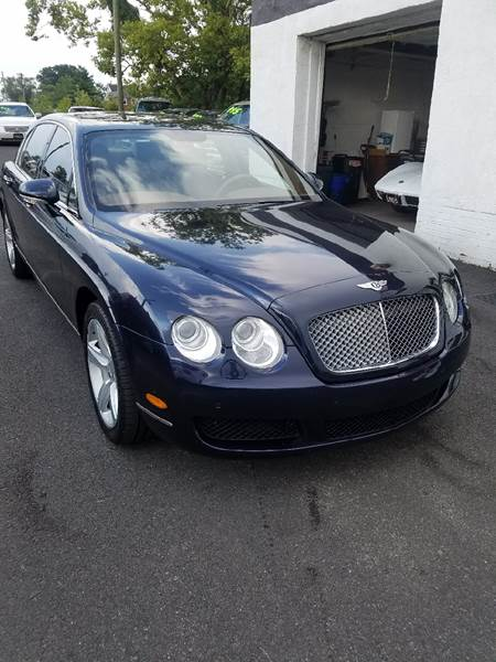 2007 Bentley Continental Flying Spur AWD 4dr Sedan - Collingswood NJ