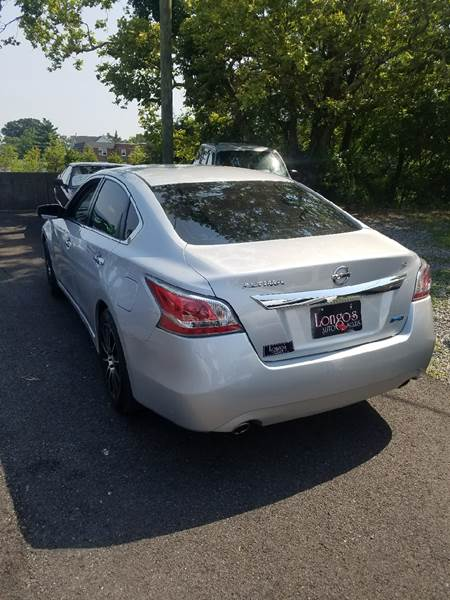 2014 Nissan Altima 2.5 4dr Sedan - Collingswood NJ